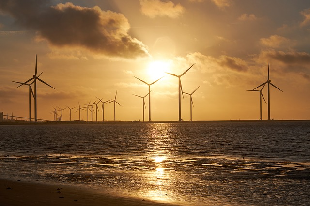 Wind farms in Atlantic could power the world